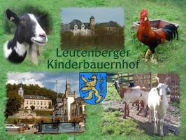 Postkarte Leutenberg